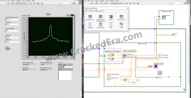 LabVIEW Crack Screenshot