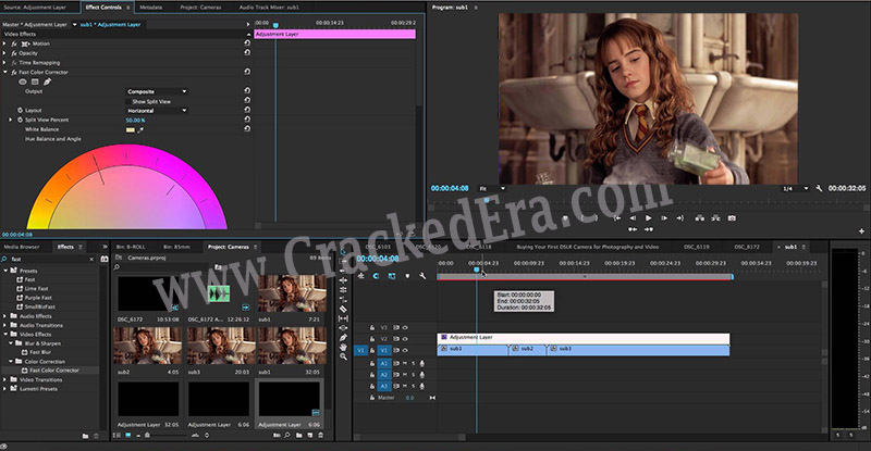 Adobe Premiere Pro Crack Screenshot