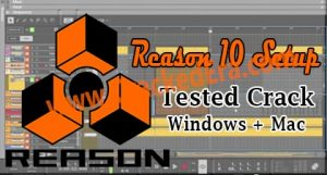 Reason 10 Setup with Working Crack