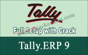 Tally ERP 9 Crack Download Cover Image