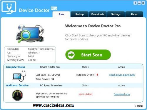 Device Doctor Pro License Key