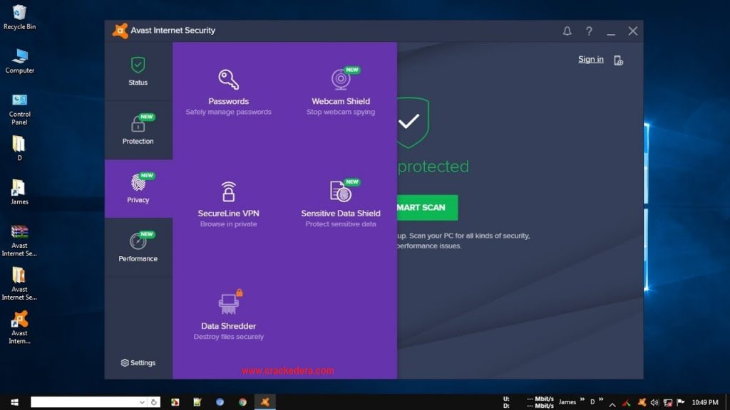 avast antivirus for windows 10 activation code