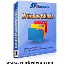 WindowBlinds Crack